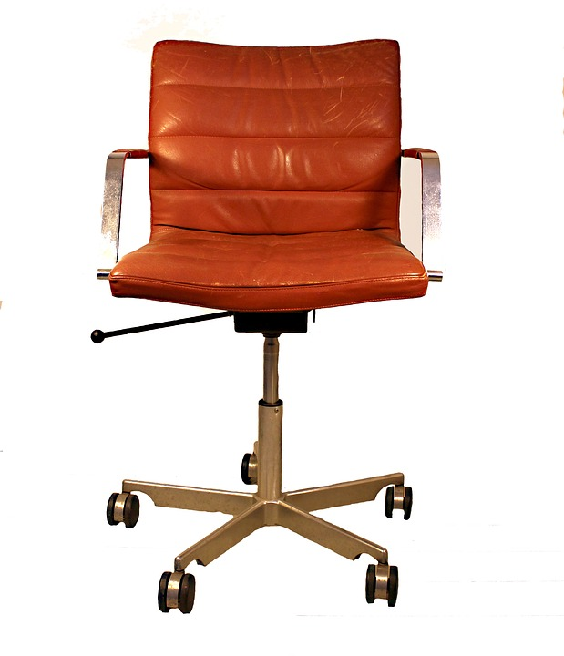 zastosowanie fotela obrotowego