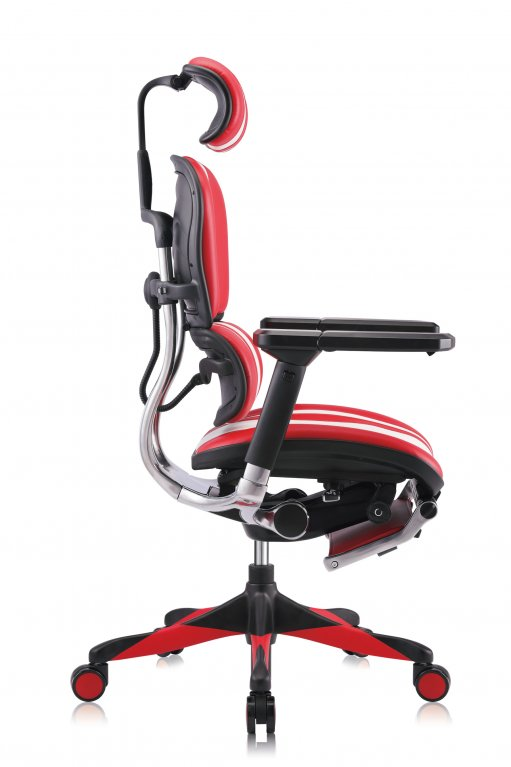 fotel do gry G-Racer Red